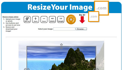 10 free Places to Resize Pictures for Your Blog Online
