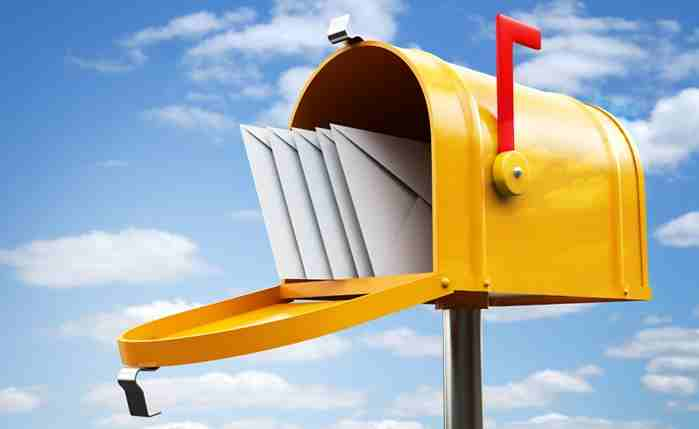 direct marketing mail