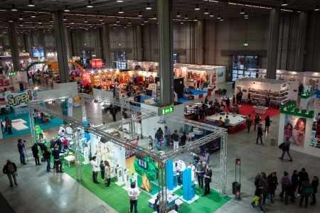 exhibits for trade shows